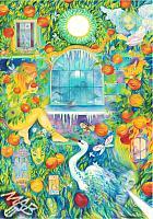 Obraz, pastelková technika: Jablko poznání