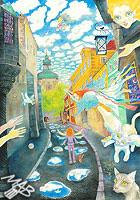 Obraz: Kutná hora - město, kde je možné spatřit anděla